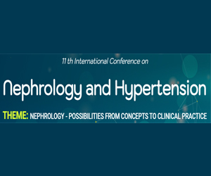 11th International Conference on Nephrology and Hypertension