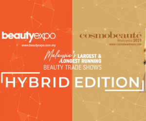 20th Edition of Beautyexpo & 16th Edition of Cosmobeaute Malaysia are Debuting the First Beauty Hybrid Event in Malaysia