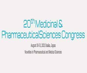 20th Medicinal & PharmaceuticalSciences Congress 2021
