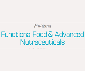 2nd Webinar on Functional Food & Advanced Nutraceuticals