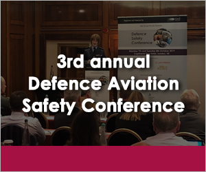3rd annual Defence Aviation Safety Conference