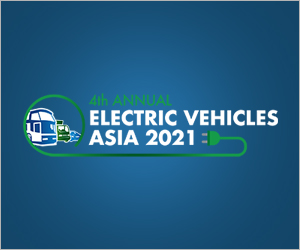 4th Electric Vehicles Asia 2021