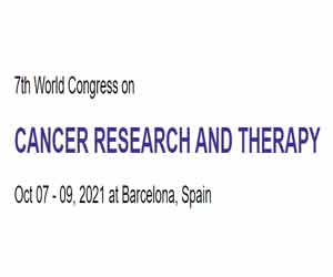 7th World Congress on Cancer Research & Therapy