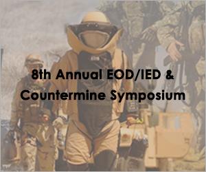 8th Annual EOD/IED & Countermine Symposium