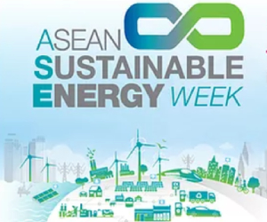 ASEAN Sustainable Energy Week, Pumps and Valves Asia and Thai Water Expo