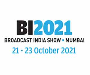 Broadcast India Show 2021