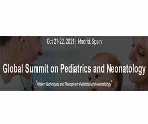 Global Summit on Pediatrics and Neonatology 2021
