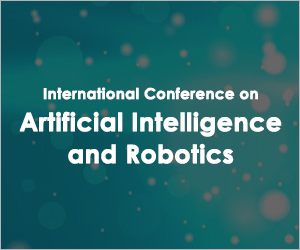 International Conference on Artificial Intelligence & Robotics