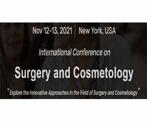International Conference on Surgery and Cosmetology 2021