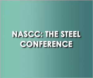 NASCC: THE STEEL CONFERENCE