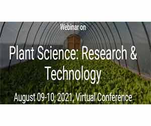 Plant Science: Research & Technology 2021