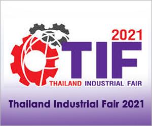 Thailand Industrial Fair 2021