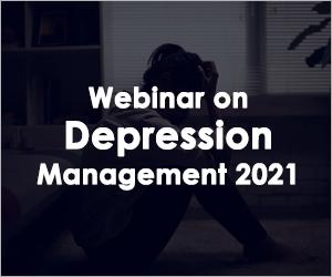 Webinar on Depression Management 2021